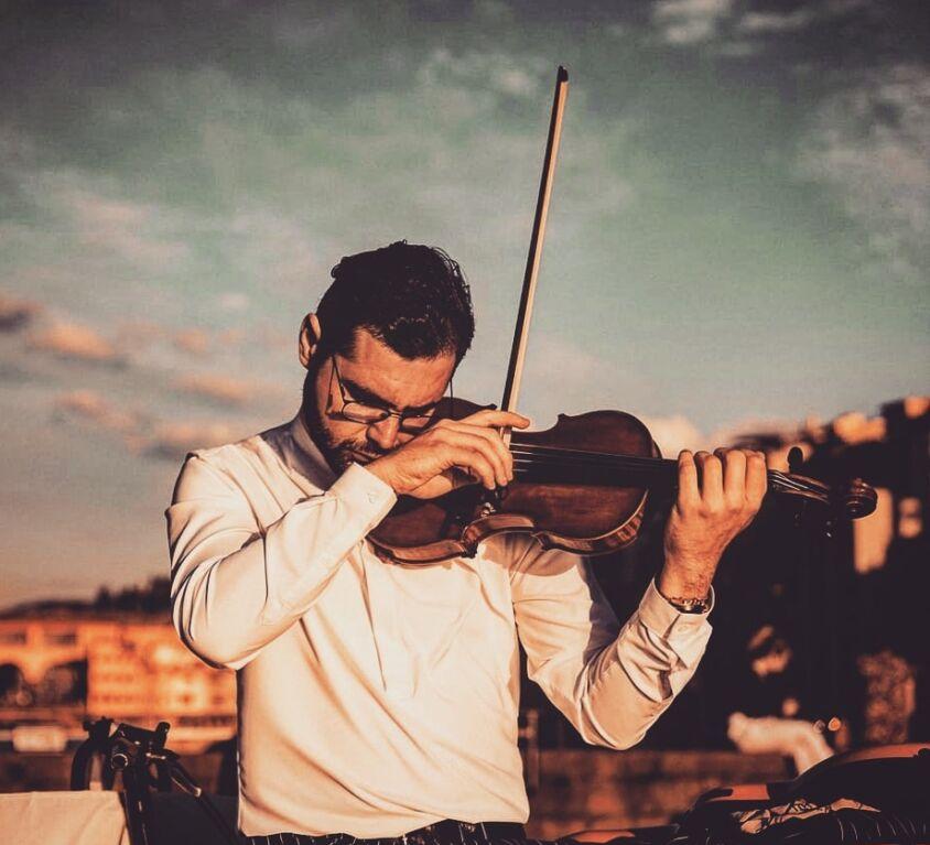 Kevin Mucaj | primo violino