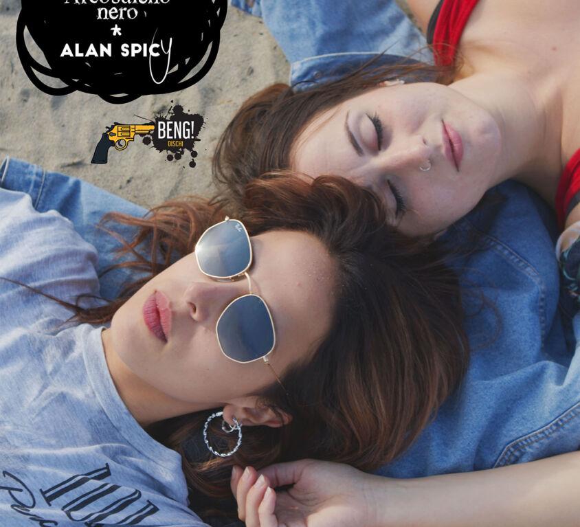 ALAN SPICY | ARCOBALENO NERO